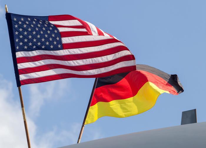 Германия США