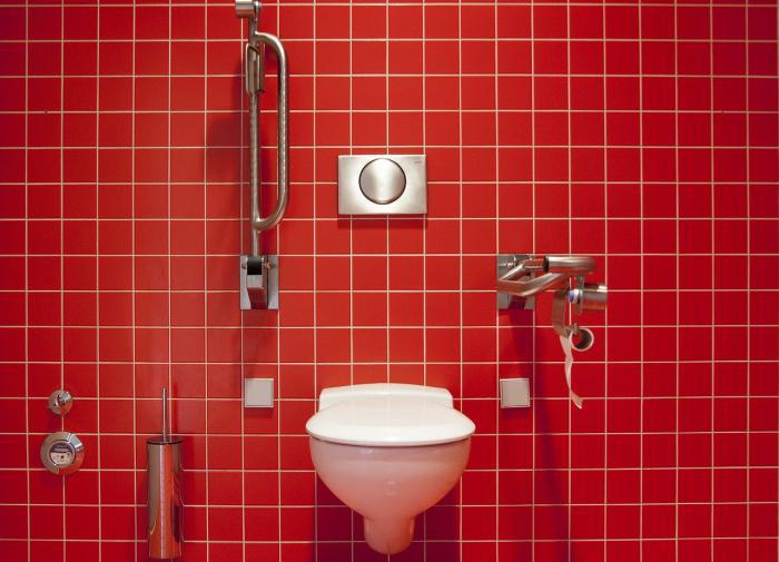 Унитаз. Туалет