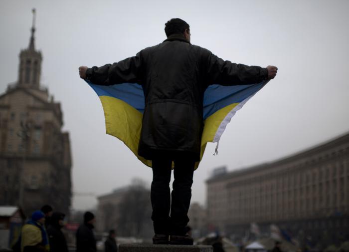Украина, кризис