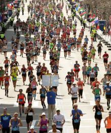 Бостонский марафон. Последние новости по теме