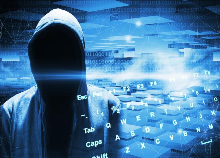 Кибер хакер