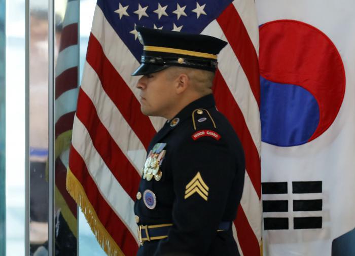США и Южная Корея