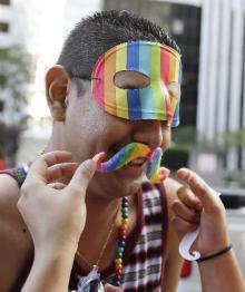 Гомосексуалисты. Последние новости по теме