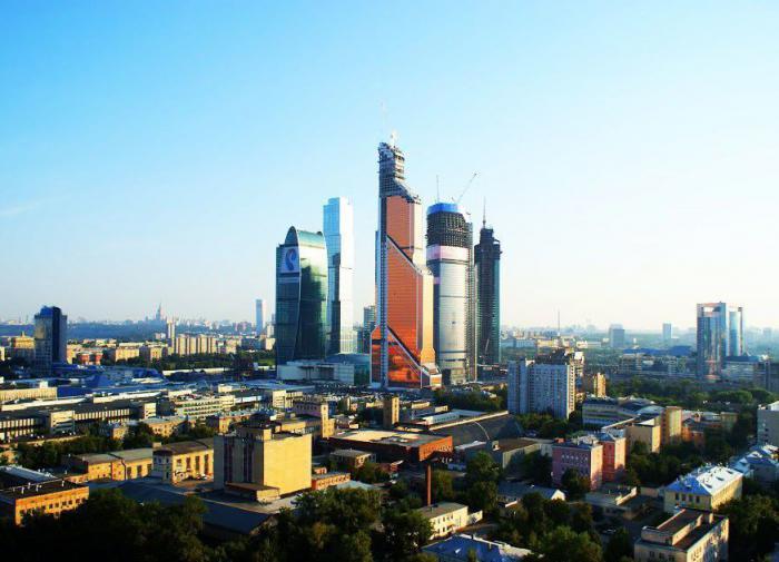 Пресненский район Москвы