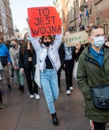 Протесты. Последние новости по теме