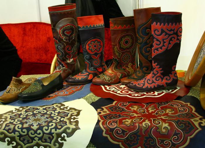Казанские ичиги