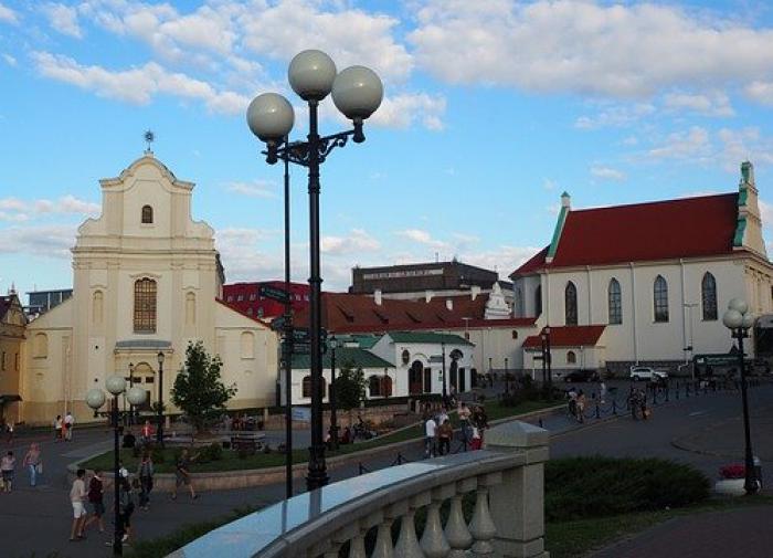 Минск. Белоруссия