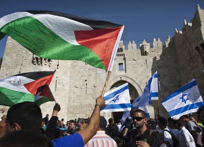 Израиль Палестина