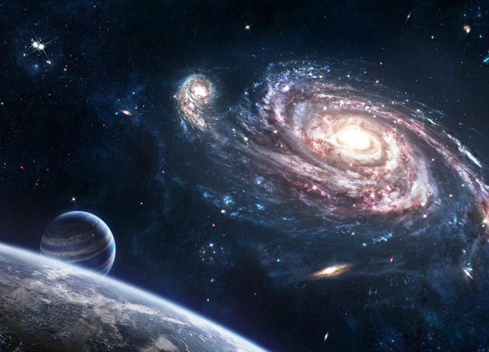 Космос Галактика