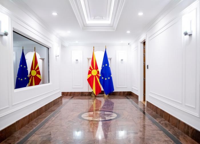Северная Македония и ЕС