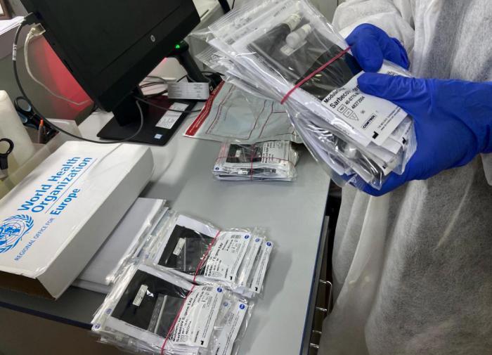 экспресс-тесты на коронавирус