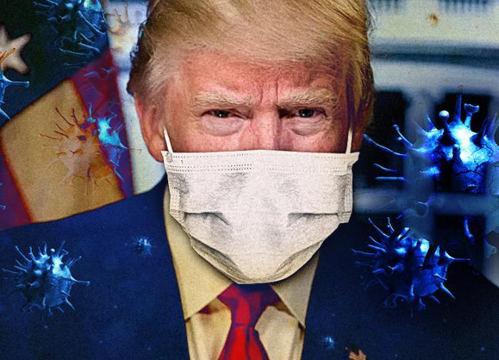Трамп и коронавирус