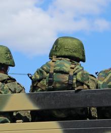 Военные, военнослужащие. Последние новости по теме