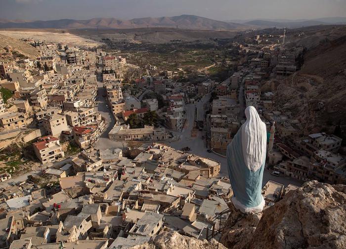 Маалула, Сирия
