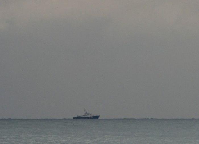 Патрульный корабль ВМФ Испании Rayo