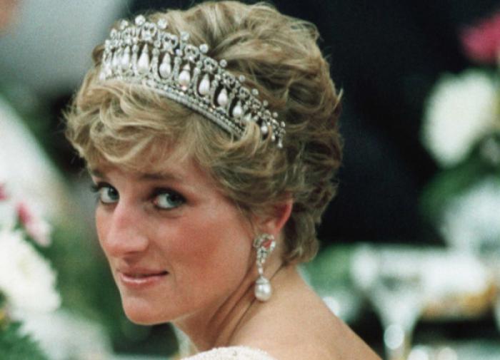 Платье принцессы Дианы выставлено на продажу за $452 тысячи