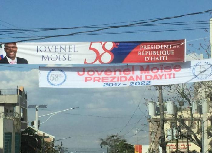Выборы в Гаити, 2017 год