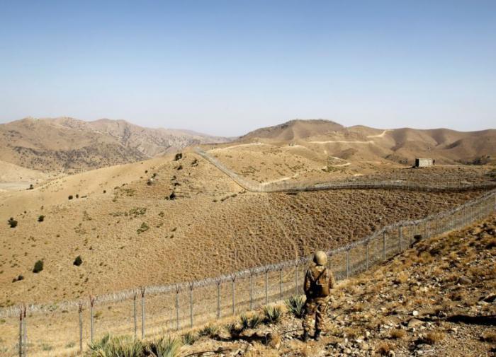 туркмено-афганская граница