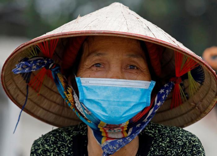 Вьетнамка, коронавирус