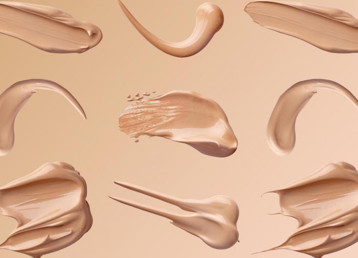 Как правильно выбрать тональный крем и его оттенок