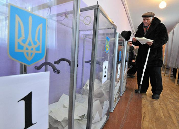 Выборы. Украина