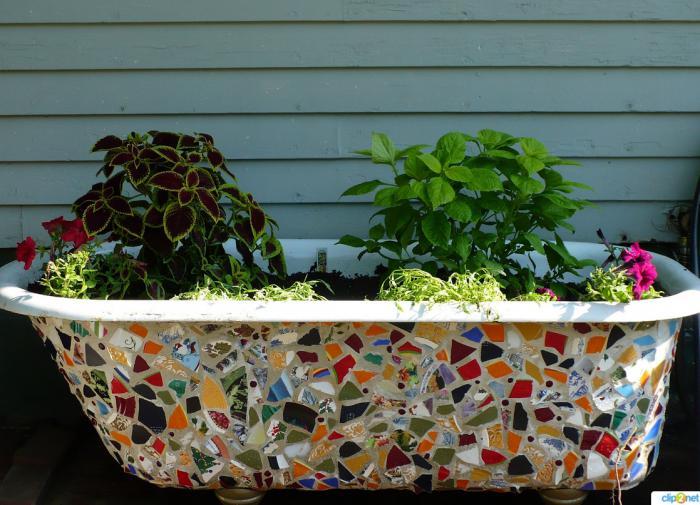 Клумба, фото in.pinterest. com